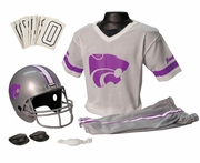 Kansas State Wildcats <br>NCAA Youth Football Uniform