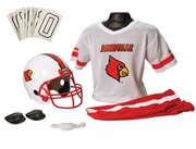 NCAA Youth Football Uniform <br>Louisville Cardinals