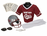 NCAA Youth Football Uniform - Montana Grizzlies