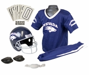 NCAA Youth Football Uniform <br>Nevada Wolfpack
