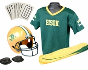 NCAA Youth Football Uniform <br>North Dakota State Bison