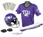 NCAA Youth Football Uniform <br>TCU Horned Frogs