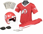 NCAA Youth Football Uniform - Utah Utes