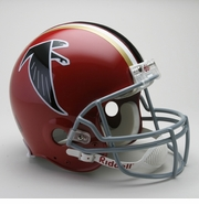 NFL Football Helmet - Atlanta Falcons Authentic Throwback 1966-69