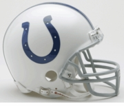 NFL Football Helmet -  Indianapolis Colts Mini Replica