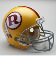 NFL Football Helmet - Washington Redskins Authentic Throwback 1970-71