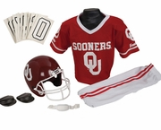 Oklahoma Sooners <br>NCAA Youth Football Uniform