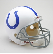 Replica Riddell Football Helmet - Baltimore Colts Throwback 1959-77