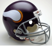 Replica Throwback Football Helmet - Minnesota Vikings Throwback 1961-79