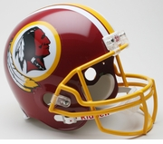 Riddell Replica Throwback Football Helmet - Washington Redskins - 1982
