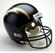 Riddell Replica Throwback - San Diego Chargers - 1988 - 2006
