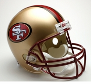 Riddell Replica Throwback - San Francisco 49ers - 1996 - 08