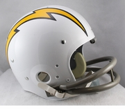 Riddell TK Classic Replica Helmet - Chargers 61-73