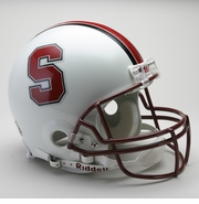 Stanford - NCAA College Authentic Football Helmet