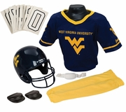 West Virginia Mountaineers <br>NCAA Youth Football Uniform