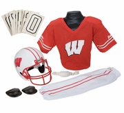 Wisconsin Badgers <br>NCAA Youth Football Uniform