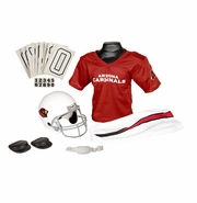 Youth Football Uniform and Helmet Set by Franklin<br><b>Arizona Cardinals </b>