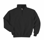 1/4 Zip Sweat J4528 Black
