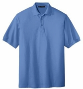 Backus Hospital Mens Volunteer Polo: Required For 9th & 12th Graders
