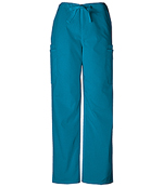 CHE 4000 Men's Drawstring Cargo Pant Carribbean Blue