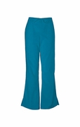 CHE 4101 Ladies Flare Leg Pant Carribbean Blue