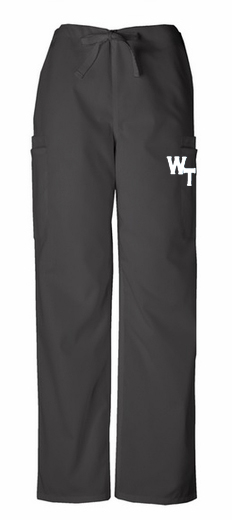 Cherokee - 4000 Men's Pull-On Cargo Pant Black