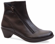 DANSKO Billie Black Burnished Nappa