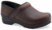 DANSKO Professional Antique Brown Oiled