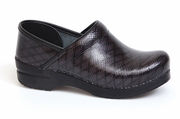 DANSKO Professional Black Lattice