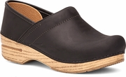 DANSKO Professional Black/Natural Oiled