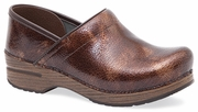 DANSKO Professional Brown Textured Patent