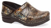 DANSKO Professional Brush Off Floral Patent