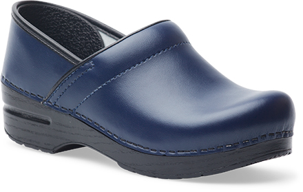 DANSKO Professional Dark Blue Box Leather