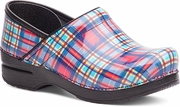 DANSKO Professional Multi Plaid Patent