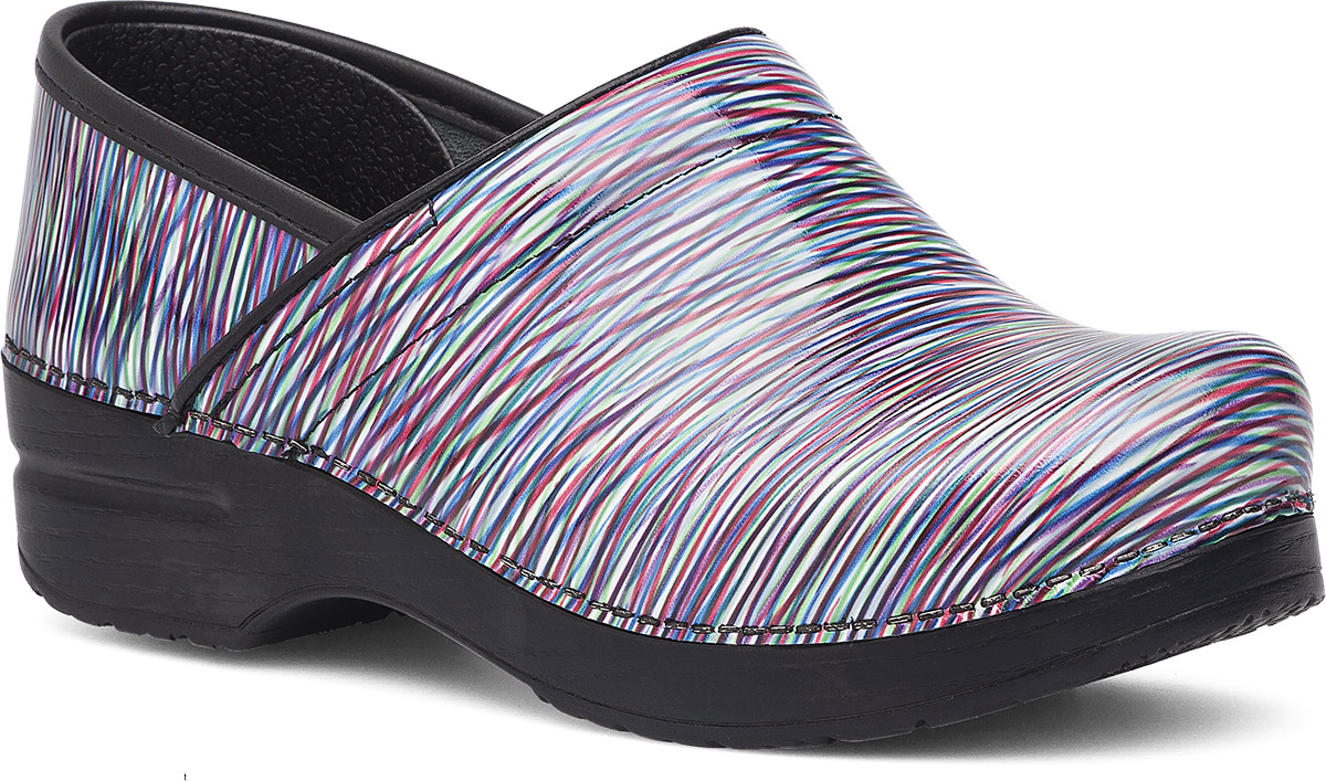 DANSKO Professional Pastel Striped