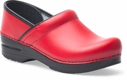 DANSKO Professional Red Box Leather