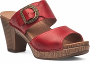 DANSKO Ramona Red Full Grain