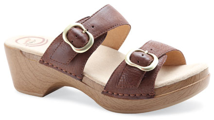 DANSKO Sophie Brown Soft Full Grain