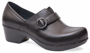 DANSKO Tamara Black Burnished Full Grain