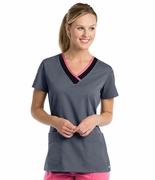 Grey's Anatomy<sup>TM</sup> 41399 V-Neck Top