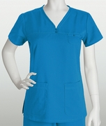 Grey's Anatomy<sup>TM</sup> 41340  V-Neck Top
