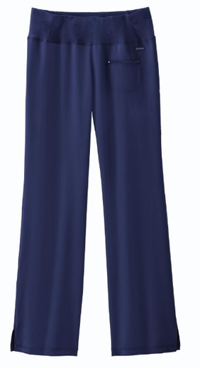 "Jockey's 2328 Ladies ""Yoga On the Go"" Pant in New Navy"