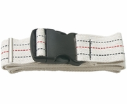 Prestige Medical 620 Cotton Gait Belt with Plastic Buckle