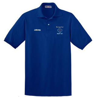 S/S Polo -Royal 437-437w