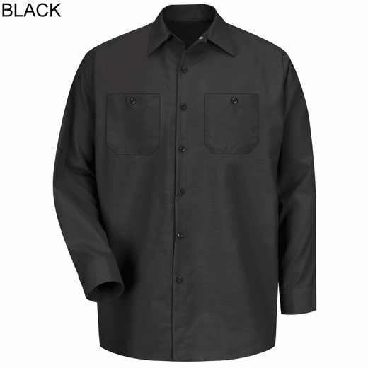 SP14 Long Sleeve Shirt Black