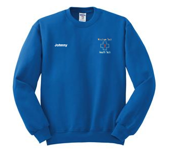 Sweatshirt Royal 562
