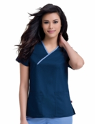 """Urbane Ultimate with Stretch """"Mandi"""" Crossover Top"""