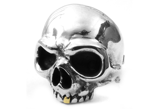 Percocet Billy Skull Ring