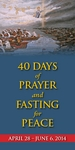 Prayer and Fasting Packet: $50