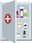 Protecting your children / Medicine cabinets